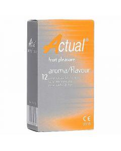 Preservativo aroma actual 12ud