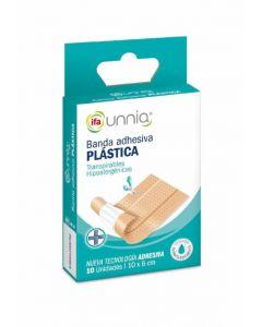 Tiritas protectoras ifa unnia pack de 10 unidades de 6cm