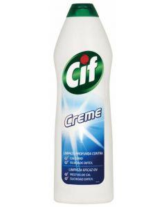 Limpiador en crema blanco cif 750ml