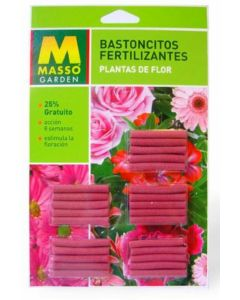 Bastoncillo para plantas flor masso 45g