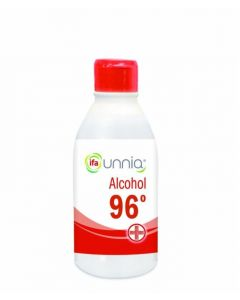 Alcohol 96º ifa unnia 250ml
