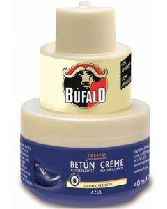 Crema para calzado azul búfalo 40ml