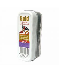 Esponja para calzado brillo gold palc
