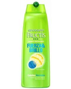 Champú fuerza y brillo fructis garnier 360ml