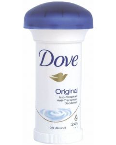 Desodorante en crema original dove 50ml