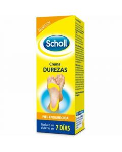 Crema para durezas dr. scholl 60ml