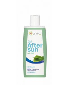 After sun gel aloe vera ifa unnia 250 ml