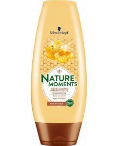 Acondicionador elixir con miel y aceite de higo nature moments schwarzkopf 200ml
