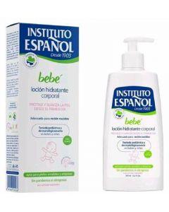 Locion hidratante para bebes instituto español 300ml