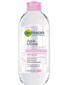 Agua micelar en aceite para piel seca y sensible garnier 400ml