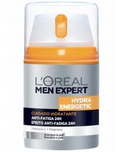 Crema antifatiga hydra energetic loréal men expert 50ml