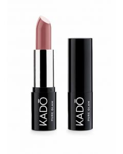 Barra de labios pure glam secret tono rosa palo kadô 4g