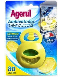 Ambientador para lavavajillas aroma limón agerul