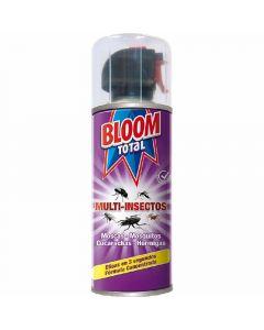 Insecticida multi-insectos bloom aerosol 400 ml