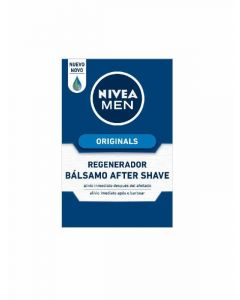 Bálsamo after shave originals regenerador nivea men 100ml
