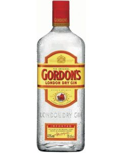 Ginebra gordons botella 70cl