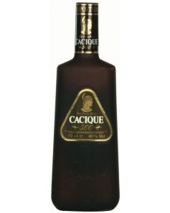 Ron cacique 500 botella 70cl