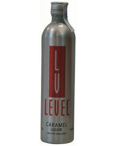 Vodka caramelo level botella 70cl