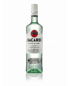 Ron bacardi botella 70cl