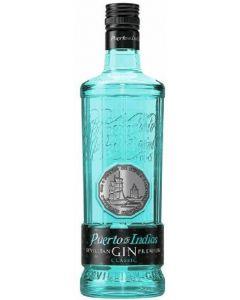 Ginebra classic puerto de indias botella 70cl