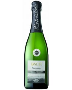 Cava brut nature bach botella 75cl