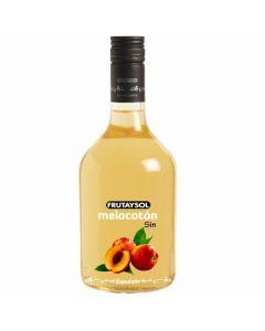 Licor sin alcohol de melocotón frutaysol botella 70cl