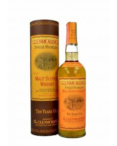 Whisky 10 años glenmorangie botella 70cl