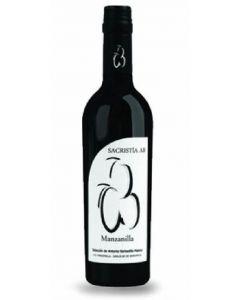 Vino manzanilla en rama sacristana 37,5cl