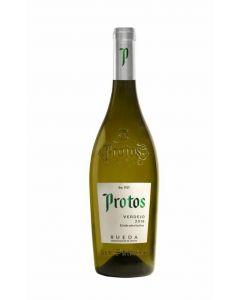 Vino blanco verdejo d.o. rueda protos 75cl