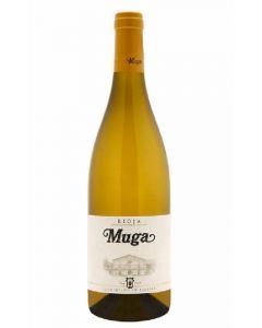 Vino blanco d.o. rioja muga 75cl