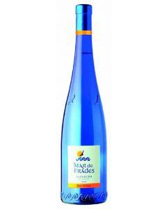 Vino blanco albariño d.o. rias baixas mar de frades 75cl