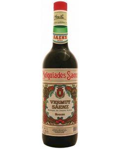 Vermouth rojo melquiades saenz 1l