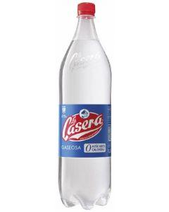 Gaseosa blanca casera botella 1,5l