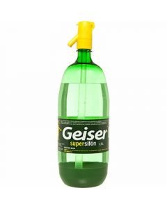 Super sifon geiser botella 1,5l