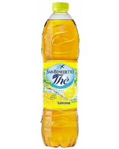 Refresco de té al limón san benedetto botella 1,5l
