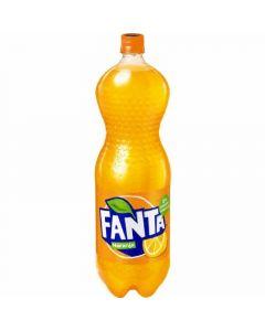 Refresco de naranja fanta botella 1,25l