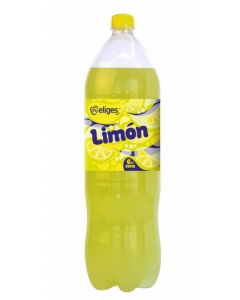Refresco de limón 6% zumo ifa eliges botella 2l