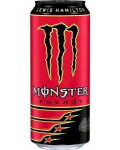 Bebida energética lewis hamilton red bull lata 50cl