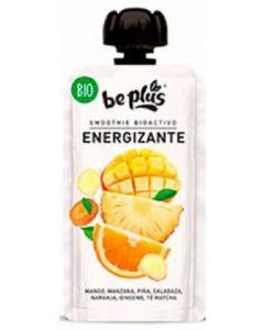 Bebida smoothie energizante beplus pouch 25cl