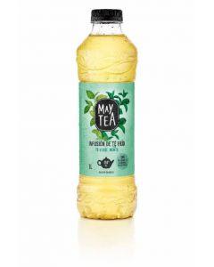 Refresco de té a la menta may tea botella 1l
