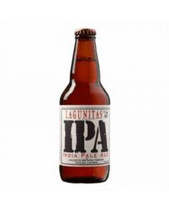 Cerveza artesanal ipa lagunitas botella 35,5cl