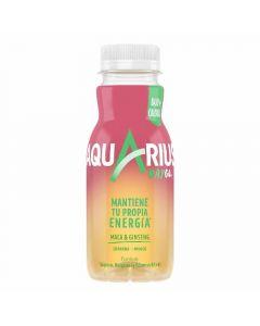 Bebida isotonica mango-granada aquarius raygo pet 27,5cl