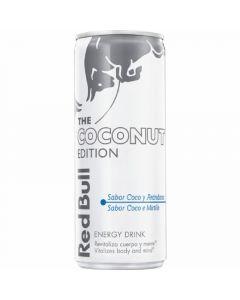 Bebida energetica de coco red bull lata 250ml