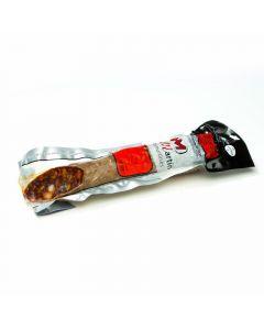 Chorizo ibérico bellota cular sin aditivos nieto martín 1/2 pieza 500g aprox.