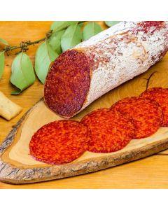 Chorizo de pamplona tello extra al corte