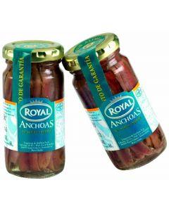 Anchoa del cantabrico royal 65g