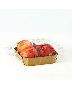 Manzana royal gala ecológica bandeja 700g