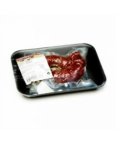 Chorizo ibérico para guiso dominguez valle pack de 2 unidades de 120g