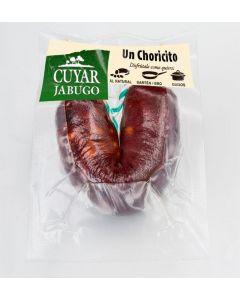 Chorizo ibérico para guiso cuyar jabugo 120g