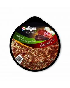 Pizza fresca barbacoa ifa eliges 400g